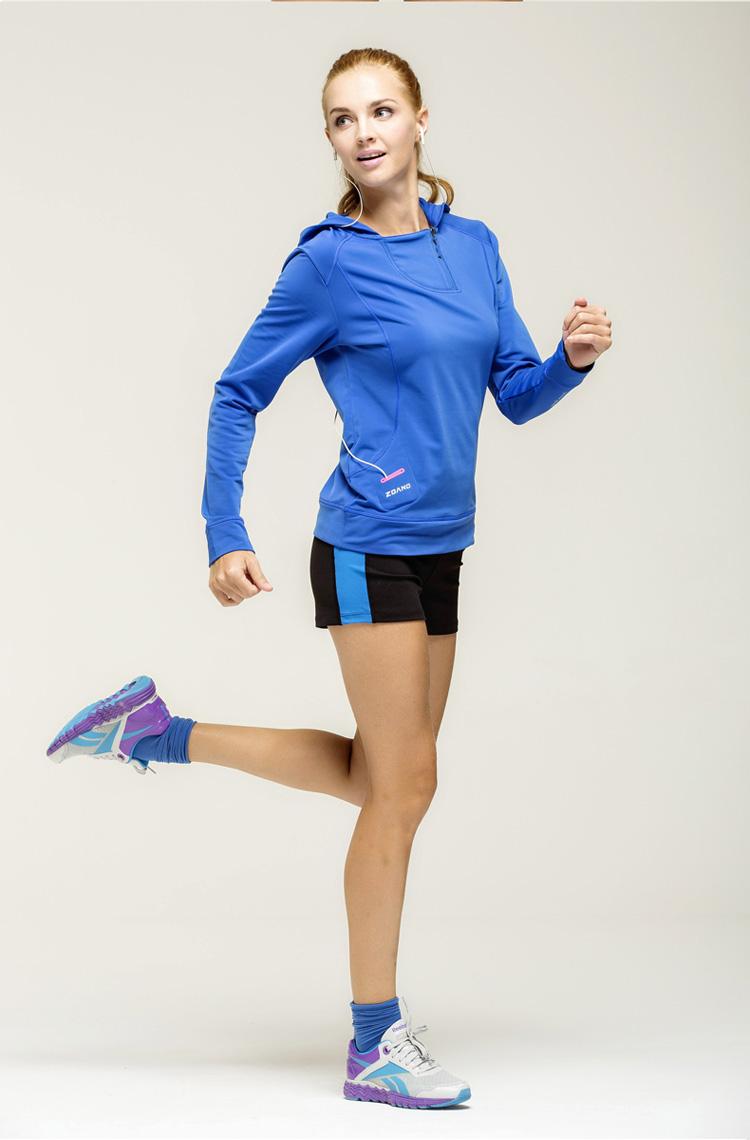女运动跑步健身服
