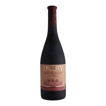 【中国泰蒂干红葡萄酒】王朝橡木桶陈酿干红葡萄酒75