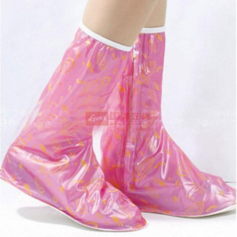加厚高帮防雨鞋套