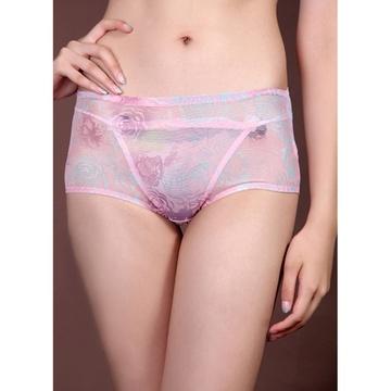 性感半透明女士内裤3条盒装