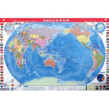 世界地图(套装版)/桌面