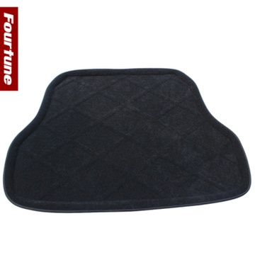 富程 汉兰达汽车后备箱垫 花冠凯美瑞卡罗拉rav4锐志雅力士皇冠(黑色