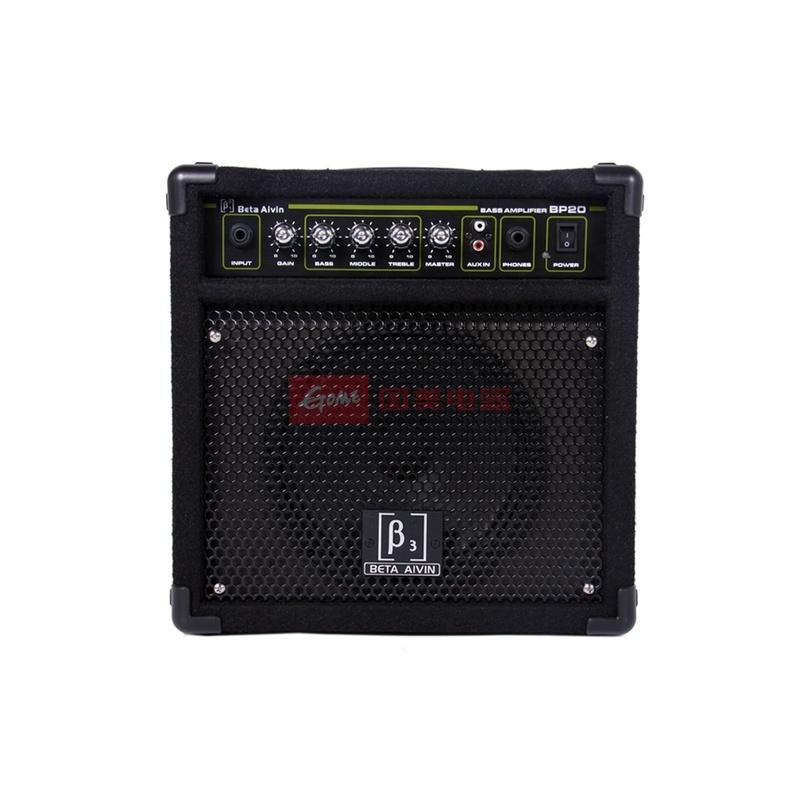 贝塔斯瑞bp20 电贝斯音箱