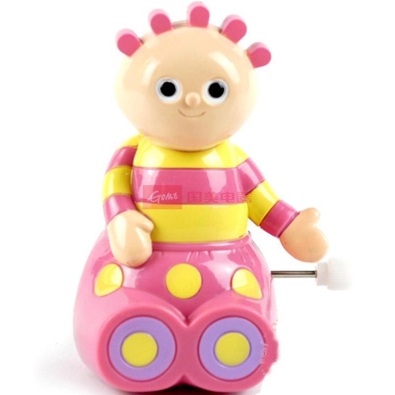 婴儿玩具 顺嘉玩具 花园宝宝 汤姆布利柏.咦发条小推车 36501 3