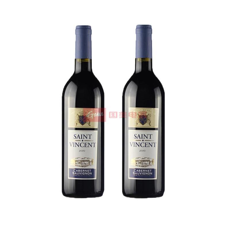 圣文森赤霞珠红葡萄酒