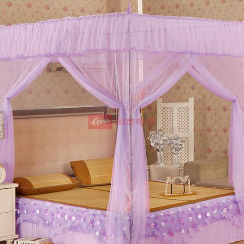 【远梦长方形枕芯枕套紫色1.5米】远梦家纺 梦之逸三.