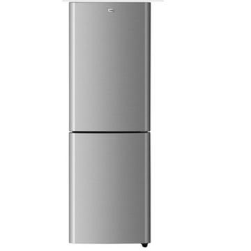 海尔(haier)bcd-215ks215升两门冰箱(银)