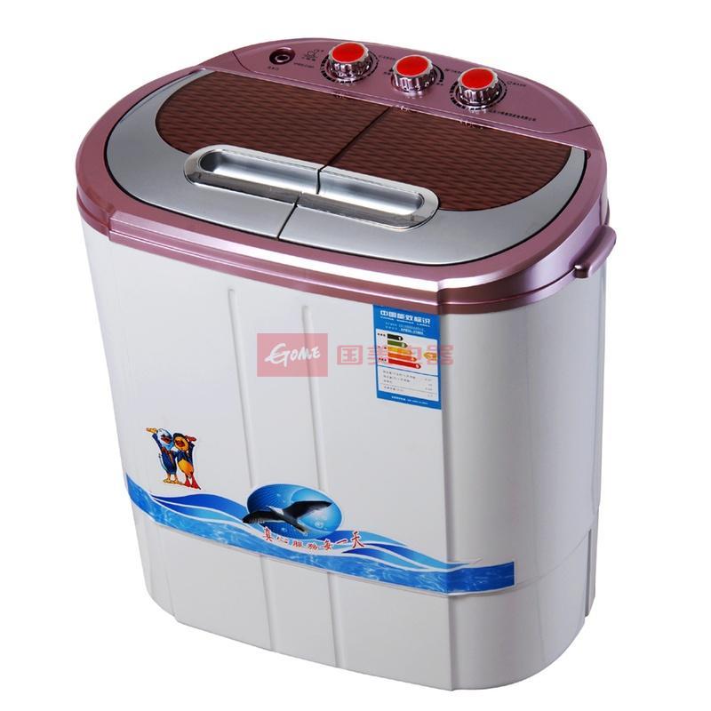 小鸭xpb35-2188s迷你洗衣机带甩干