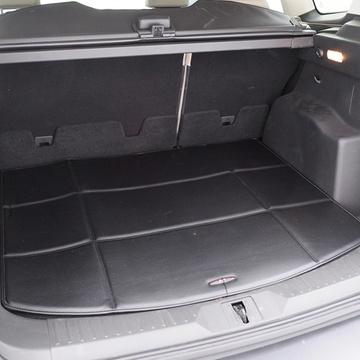 2013年福特翼虎皮革后备箱垫 黑色