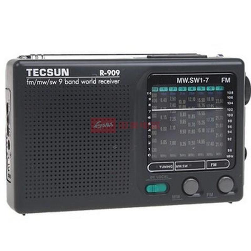 德生r-909 德生收音机 适合老人用