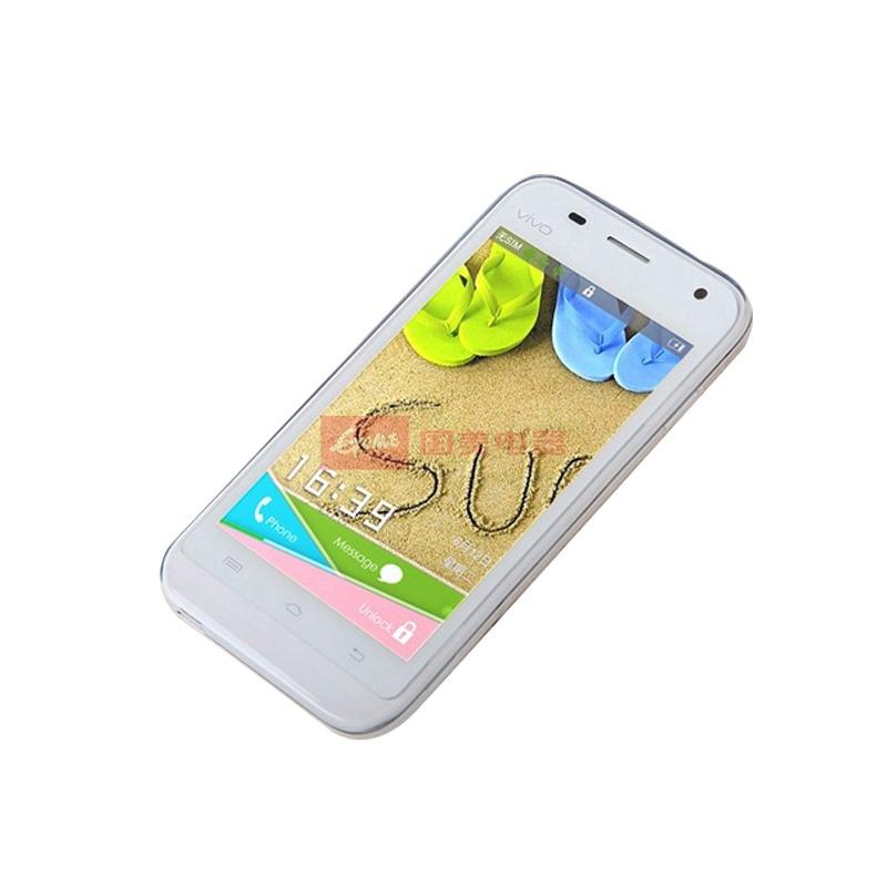 步步高手机vivos7_步步高(vivo)s7t/s7移动3g双卡双待智能手机(瑞士白)