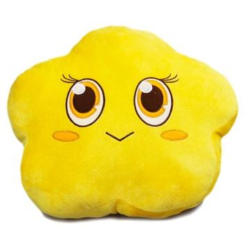 与海底世界可爱茱莉毛绒公仔45cm 暖手抱枕玩具布娃娃 生日礼物最相近