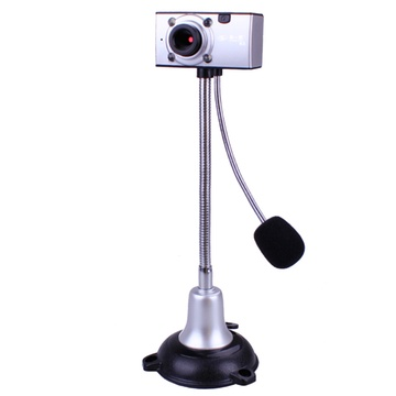 k5相机免驱高清usb摄像头带麦克风led夜视