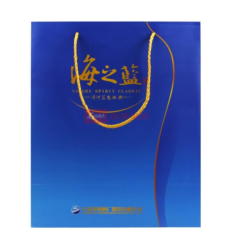 洋河蓝色经典海之蓝42度绵柔型480ml