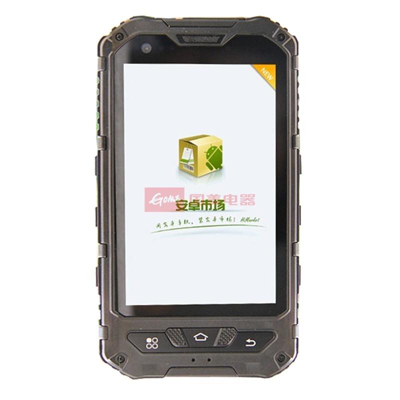 路虎(landrover)a8 户外三防双核智能手机wcdma/gsm(军绿色)(黑色)