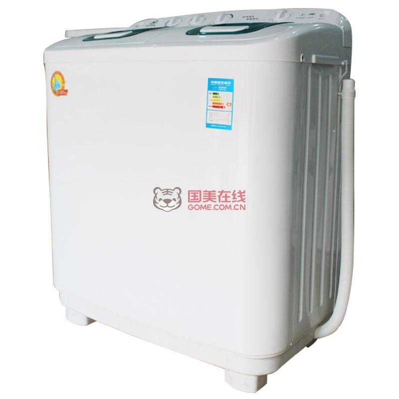 银洲(yinzhou)xpb90-188s fxb 9公斤双缸洗衣机(白色)