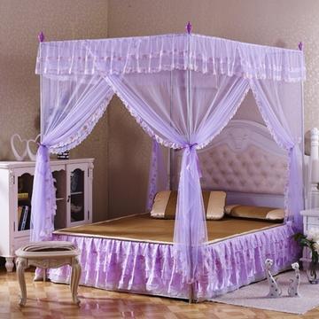 紫色宫廷花纹背景素材