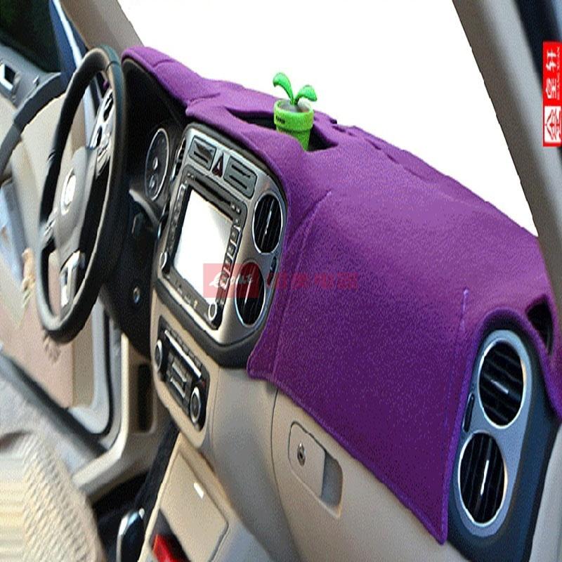皇轩 大众途观汽车仪表台避光垫 防晒防反光防滑专用内饰改装用品