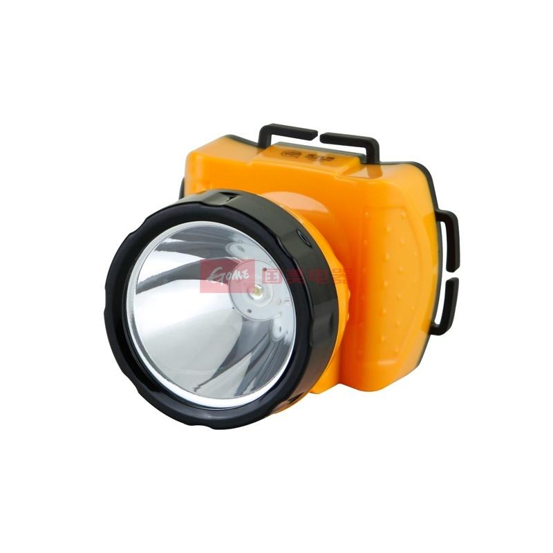 虎头th8721 led充电头灯锂电池