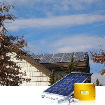 家庭太阳能光伏发电系统 5kw