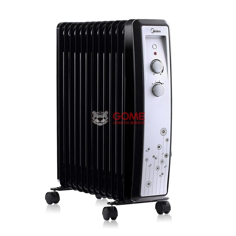 美的电暖气ny22fd-12 油汀