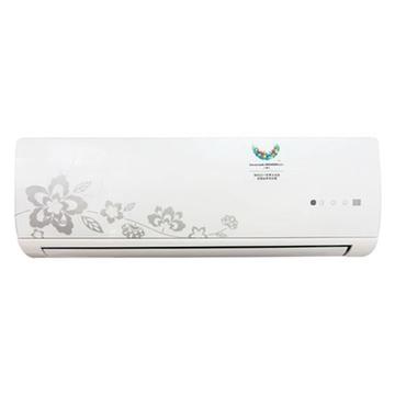 志高(chigo) kfr-25gw/a99 n2 大1匹定频冷暖分体壁挂空调(白色)