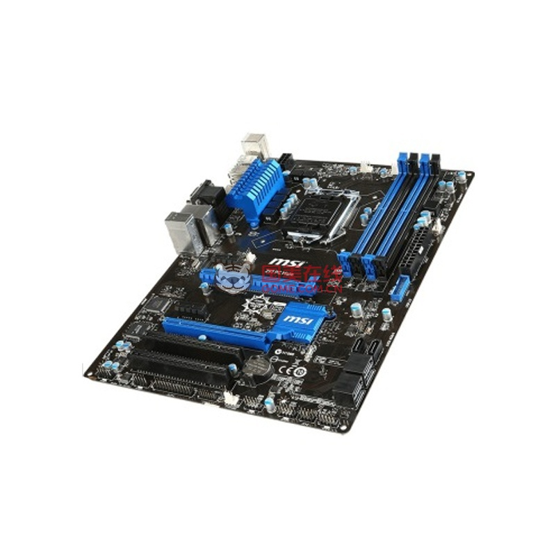 微星(msi) z97 pc mate主板 (intel z97/lga 1150)