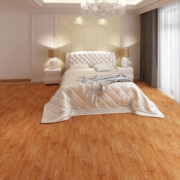 木纹砖客厅地板砖