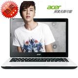 宏�(acer)E1-432G-29574G50DNKK 14英寸 学生笔记本(白 2G内存 集成 官方标配)