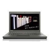 联想 (ThinkPad) T440(20B6A059CD)14英寸笔记本电脑i3-4030U 4G 500G商务本(官方标配)