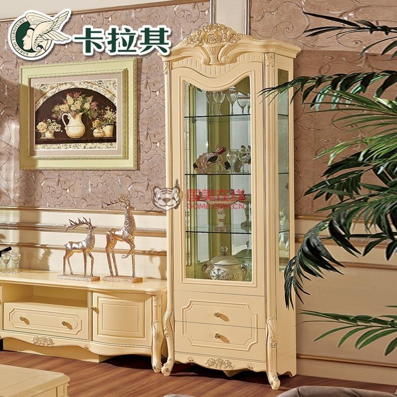 酒柜 欧式客厅装饰柜