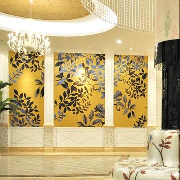 马赛克瓷砖壁画客厅电视背景墙贴玄关瓷砖手工剪画