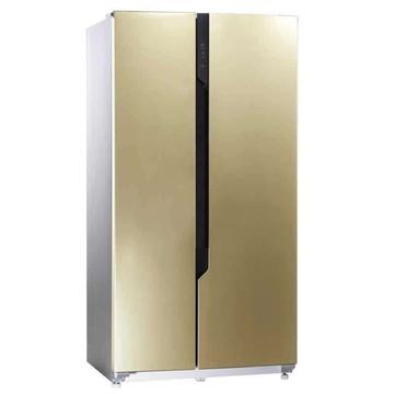 海信(hisense)bcd-565wt/b 565升 对开门流光金 风冷无霜冰箱