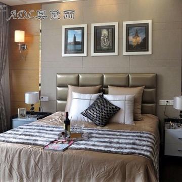 8 新中式床