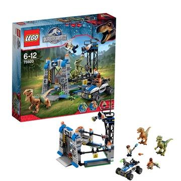 lego 乐高 恐龙 75920 侏罗纪世界系列 迅猛龙 l75920