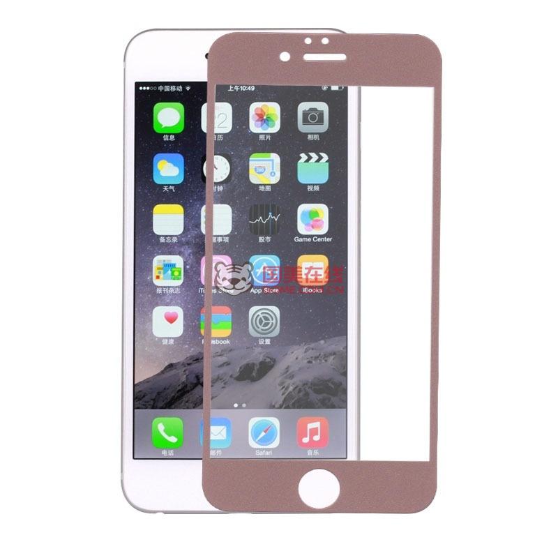 苹果手机6splus,贴钢化膜技巧,一学就会!  经验