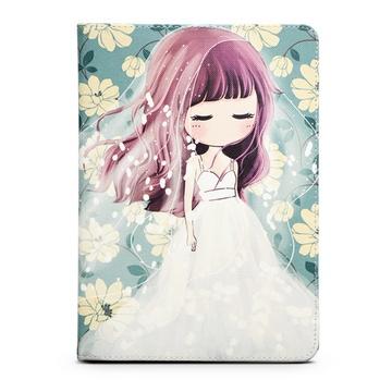 魅爱琳 ipad23456保护套 可爱卡通小薇 air2保护壳 平板保护套 mini3