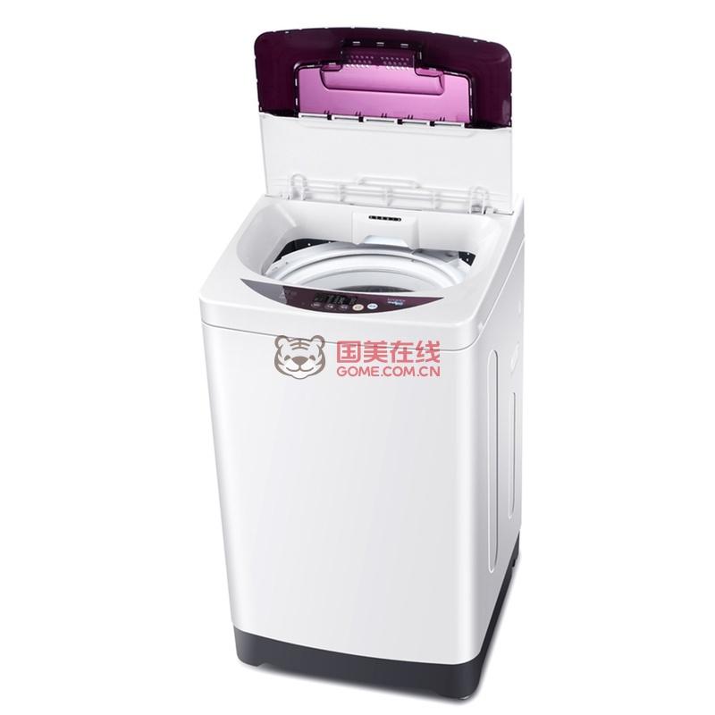 海尔统帅8公斤波轮洗衣机