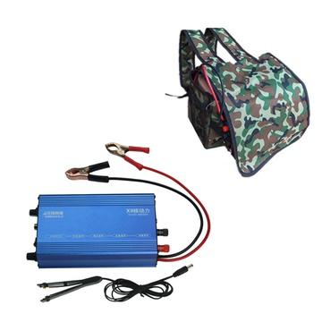 电鱼逆变器 户外电子捕鱼器 3000w-4000w大功率电鱼机 打鱼机 经典版