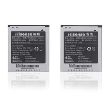 海信x6电池 海信hs-x6 x6c x6t手机电池 li38260原装手机电池电板