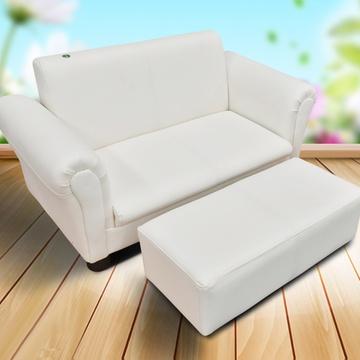 歪脖树 宝贝儿童小沙发 可爱宝宝沙发椅套装 客厅家具