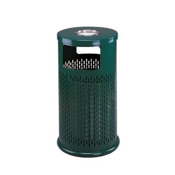 桶烟灰筒带烟灰缸酒店垃圾桶室内果皮桶公用垃圾筒