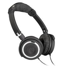 美国潮牌(Aerial 7) Phoenix系列潮流耳机头戴式耳机(黑色)(采用钢筋框架,可调式头带,毛绒耳垫,旋转耳环,以及一个出色的高品质的扬声器)