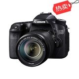 佳能(Canon) EOS 70D 单反套机 (EF-S 18-135mm f/3.5-5.6 IS STM镜头) 全新体验 全像素双核CMOS AF,更快速度,更高画质!定义单反新标准!
