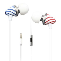 摩奥MP285高保真立体声通讯耳机(斑马白)