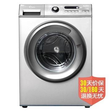 荣事达(Royalstar) RG-F6001G 6公斤 滚筒洗衣机(银色) LED显示面板