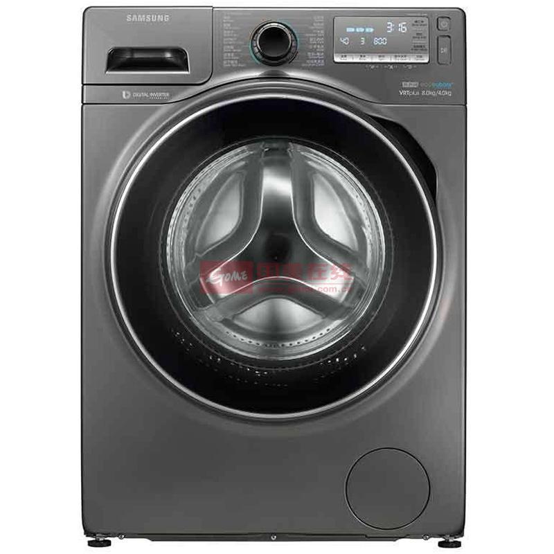 三星洗衣机wd80j7260gx/sc