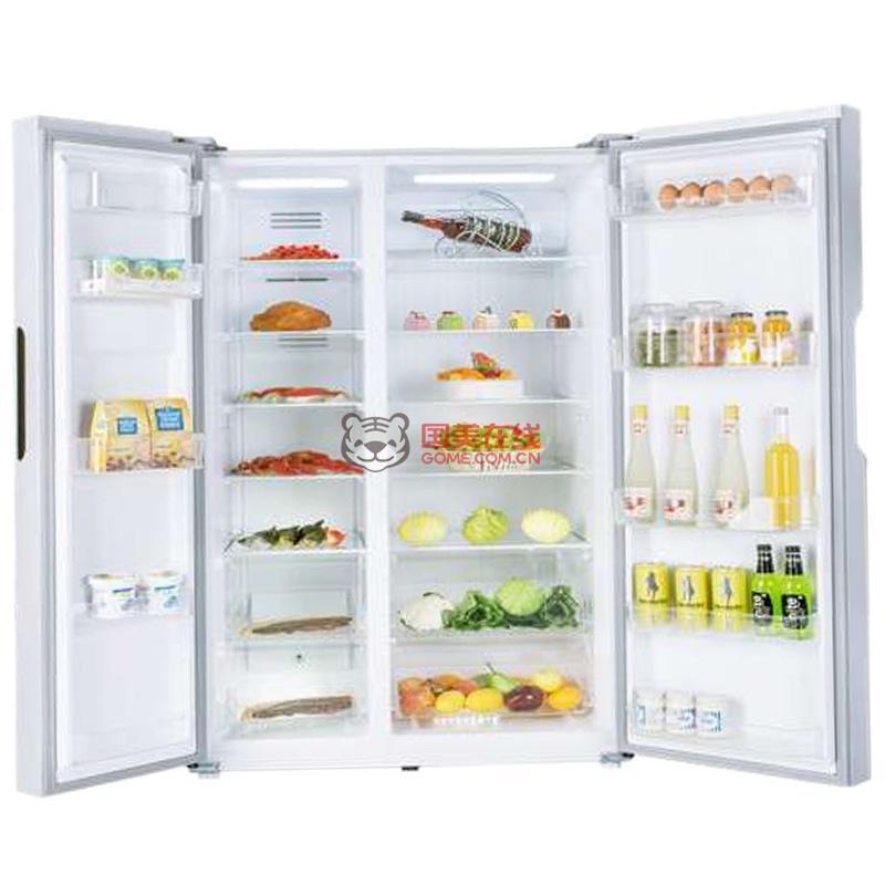 美菱冰箱bcd-568wpbd