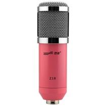 双诺 Z18电容麦克风(粉色)时尚升级 网络K歌新体验