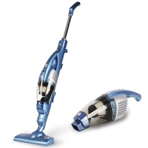ING吸尘器G3008 高效电机 吸力强劲 可折叠手柄 蓝色